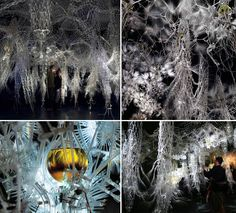 Phillip Beesley. One of my favourite ever installations. Venice Biennale 2010. | yellowtrace blog »
