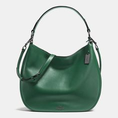 Coach Nomad Hobo in Racing Green. This needs to be mine.