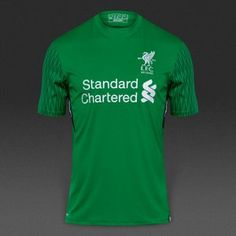 2017 Cheap Goalie Jersey Liverpool FC Home Replica Shirt [AFC382]