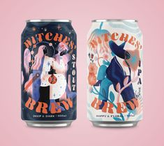Beer Packaging, Packaging Design, Branding Design, Product Packaging, Japanese Beer, Dream Illustration, Beer Brands, Witches Brew, Calendar Design
