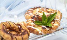 [VÍDEO] Las tradicionales rosquillas decoradas con glaseado y chocolate, perfectas para la merienda