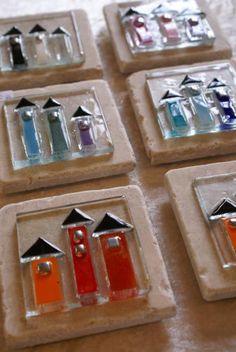 Landsbyforeningen St. Restrup :: Billeder  Like the use of tile.