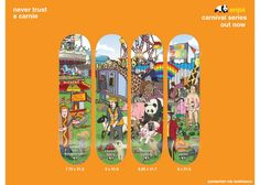 Board Graphics for Enjoi