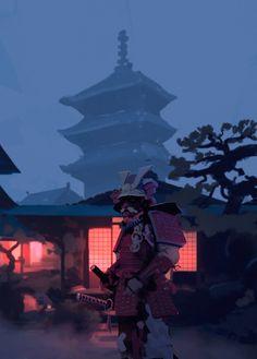 9/365 Samurai 1 by snatti89 on DeviantArt