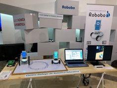 Presentación de la versión final de Robobo en la Maker Faire 2017. Nuevas auto demo, accesorios y software.
