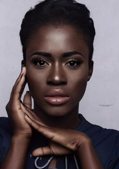 Fella Makafui shows off her black beauty in new photoshoot