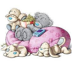 Tatty Teddy & My Blue Nose friends ©