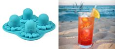 OctoFreeze! – Coolamari Octopus Ice Tray by Fred and Friends, $10