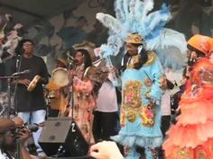 Mardi Gras Indian Queens stake their claim to an essential role in a singular New Orleans tradition