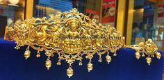 10 Different Patterned Vaddanam Designs Indian Jewellery Design, Indian Jewelry, Jewellery Designs, Gold Waist Belt, Waist Belts, Wedding Bride, Wedding Events, Vaddanam Designs, Different Patterns