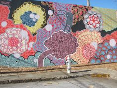 Atlanta Street Art, Cabbagetown Neighborhhod