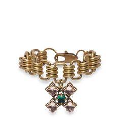 Tory Burch Abella Chain Bracelet