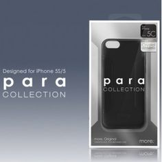 More-Thing Para Collection Polymer-Softcase für iPhone - www. Iphone 5c Cases, Iphone 5s, Slipcovers