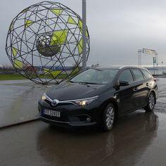 Toyota Auris Hybrid #aurishybrid #toyotaauris #toyotahybrid