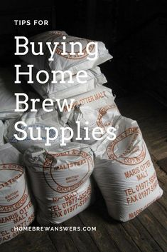 Tips for buy home brew supplies to make brewing beer cheaper. - Tips for buy home brew supplies to make brewing beer cheaper. Brewing e - Beer Brewing Kits, Brewing Recipes, Homebrew Recipes, Beer Recipes, Coffee Recipes, Man Cave Designs, Home Brew Supplies, Brewing Supplies, Beer Supplies