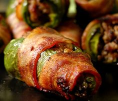 Grilled Jalapeno Peppers #SANE http://SANESolution.com