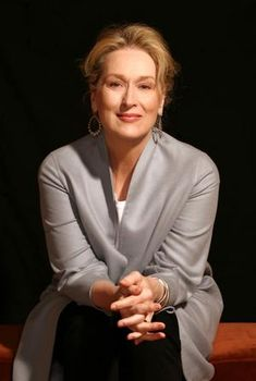 Meryl Streep is super lovely.  As in, if she were to have a super power, it would be to be lovely.