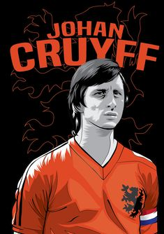 Vector posters featuring 2 of the best football players in Johan Crujiff (Netherlands) and Gerd Muller (West Germany) Legends Football, Football Images, Retro Football, Football Art, World Football, Soccer World, Football And Basketball, Soccer Players, Pure Football