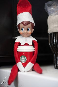 100's of elf on the shelf ideas