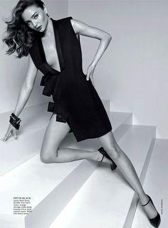 Miranda Kerr in Vogue Magazine 2013