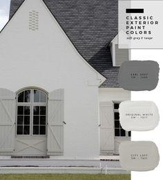 Farbharmonien Für Fassaden Colors Pinterest House Colors