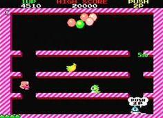 Bubble Bobble, Amiga 500, 1987