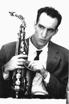 "John Lurie   ""The Lounge Lizards""  ""Marvin Pontiac"""