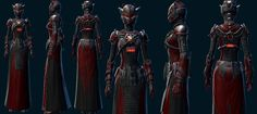 knights of the old republic armor - Google Search
