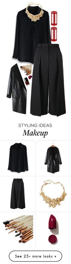 """""""Somedays you have to make your own sunshine❤️"""" by corabellsg on Polyvore featuring Chicwish, Erdem, Oscar de la Renta, Chanel, NARS Cosmetics, jcp, women's clothing, women's fashion, women and female"""