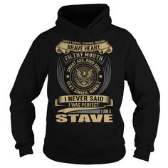 STAVE Last Name, Surname T-Shirt