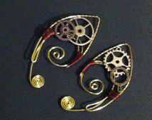 Steampunk Ear Wrap