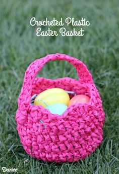 DIY-Easter-Basket-Plastic-Crochet-Basket-Darice