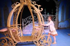 Set designer who worked on 'Book of Mormon' brings magic to 'Cinderella' in Mesa Cinderella Broadway, Cinderella 2015, Cinderella Carriage, Princess Carriage, Theatre Design, Prop Design, Set Design, Theatre Props, Stage Props