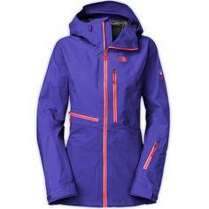Водонепроницаемая и дышащая куртка из ткани Gore-Tex Pro, которая обеспечивает ветро- и водонепроницаемость, сохраняя дышащие свойства в самых экстремальных условиях.