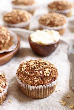 Bran muffins, Banana bran muffins and Muffins on Pinterest