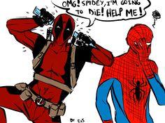 Dead Pool, Superhero, Fictional Characters