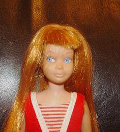 SKIPPER  Barbie's Little Sister by thecityloft on Etsy, $49.00