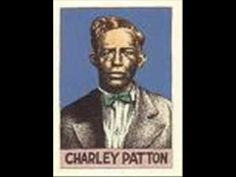 Charlie Patton - Tom Rushen Blues - YouTube
