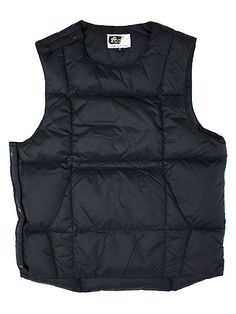Engineered Garments Taffeta Down Vest