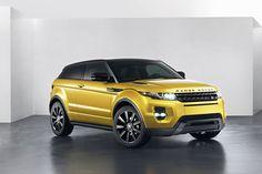 land+rover | Land Rover Range Rover Evoque 2013