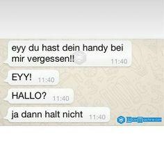 Lustige WhatsApp Bilder und Chat Fails 48 - Funny WhatsApp Videos, Messages, Jokes and Pictures . Funny Chat, Funny Jokes, Hilarious, Really Funny Pictures, Text Messages, Quotations, Lol, Words, Shit Happens