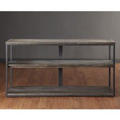 @Overstock - Add style, color, and drama to your home with this Renate entertainment console. A hand-crafted reclaimed wood finish combines with two fixed shelves to complete the design of this media console.http://www.overstock.com/Home-Garden/Renate-Media-Console/6475742/product.html?CID=214117 $373.79