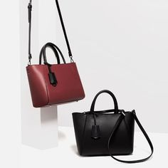 Image 6 of TOTE BAG from Zara