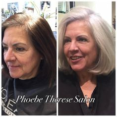 Phoebe Therese Salon — Favorite #beforeandafter. All day...