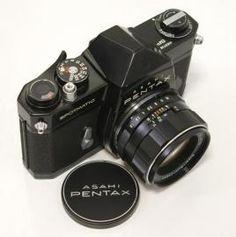 ボクにとって、一眼レフカメラの原型。