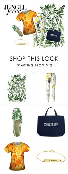 """Mac N' Jungle?"" by yizzam on Polyvore featuring Gabor, Etro, Los Angeles Pop Art, ootd, SpringStyle and OOTW"