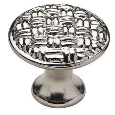 Vintage American Mushroom Knob