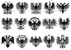 raven heraldic - Google Search