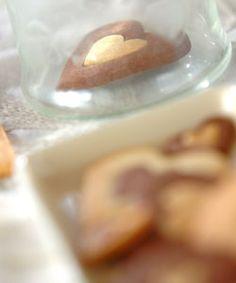Heart shape cookie