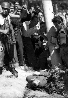 El capitán de guardia del regimiento de caballería de Valencia que se rebeló contra el Gobierno republicano, fue ejecutado el 1 de agosto de 1936ARCHIVO ABC